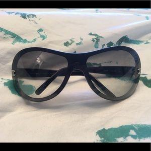 Used Chanel gradient sunglasses